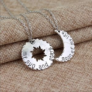 Jewelry - 💞Game of Thrones Couples Necklace Set